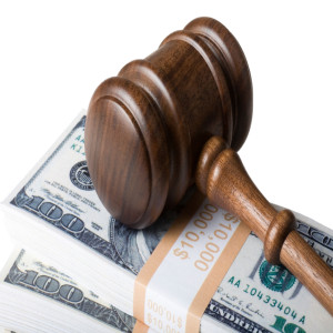 Buying justice macro