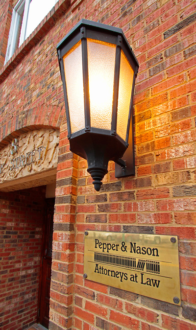 Pepper and Nason Attorn